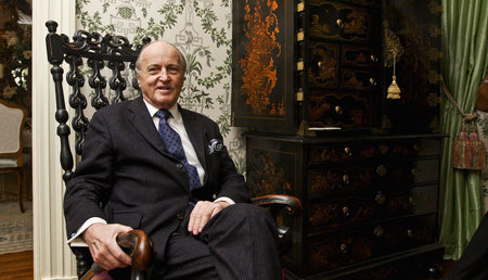 A Farewell to the Prince of Chintz: Remembering Mario Buatta