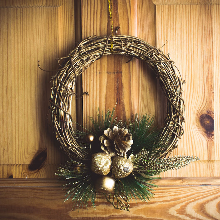 Pin-spiration: Modern Wreaths
