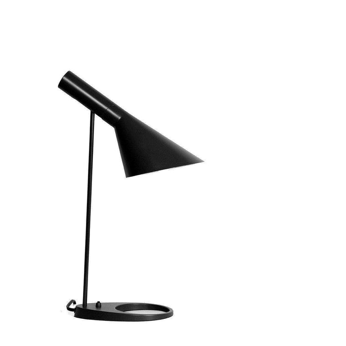 Mid-Century Modern Reproduction AJ Table Lamp - Black Inspired by Arne Jacobsen