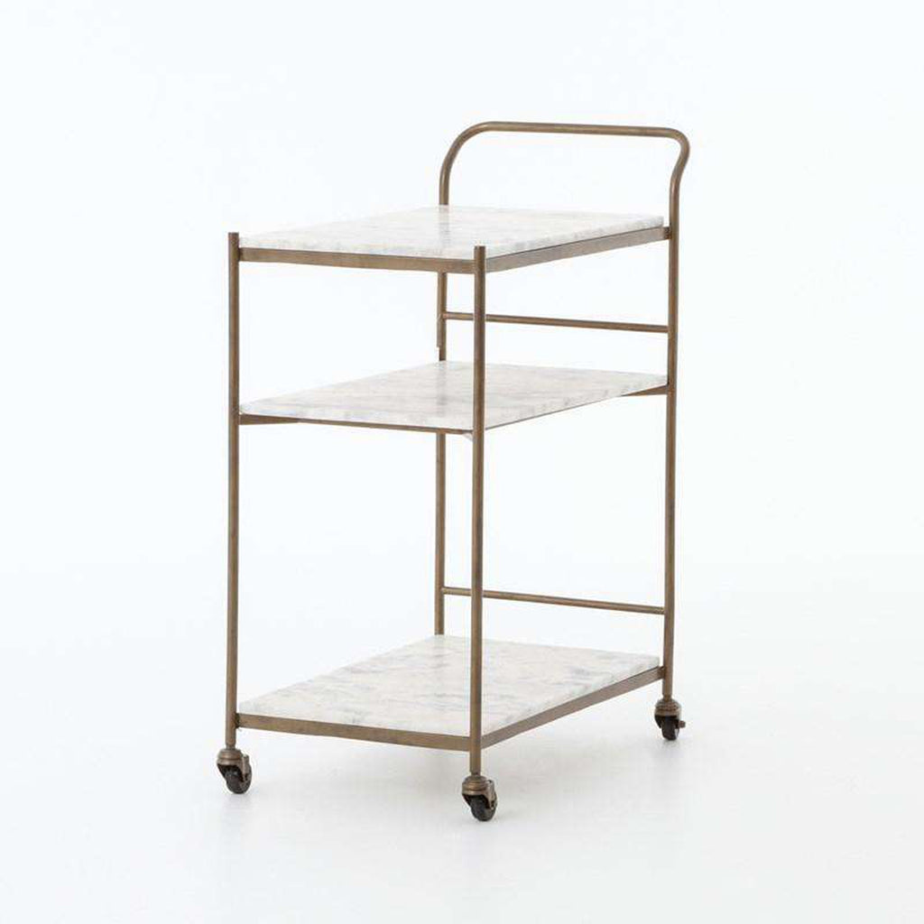 FOUR HANDS - FELIX BAR CART - FH-IMAR-85-BRS