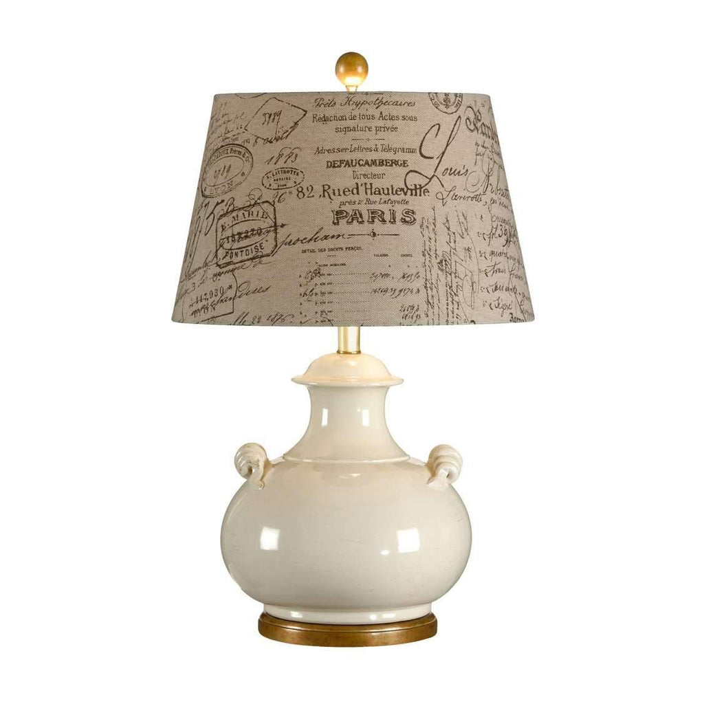 Niccolo Lamp - Ivory
