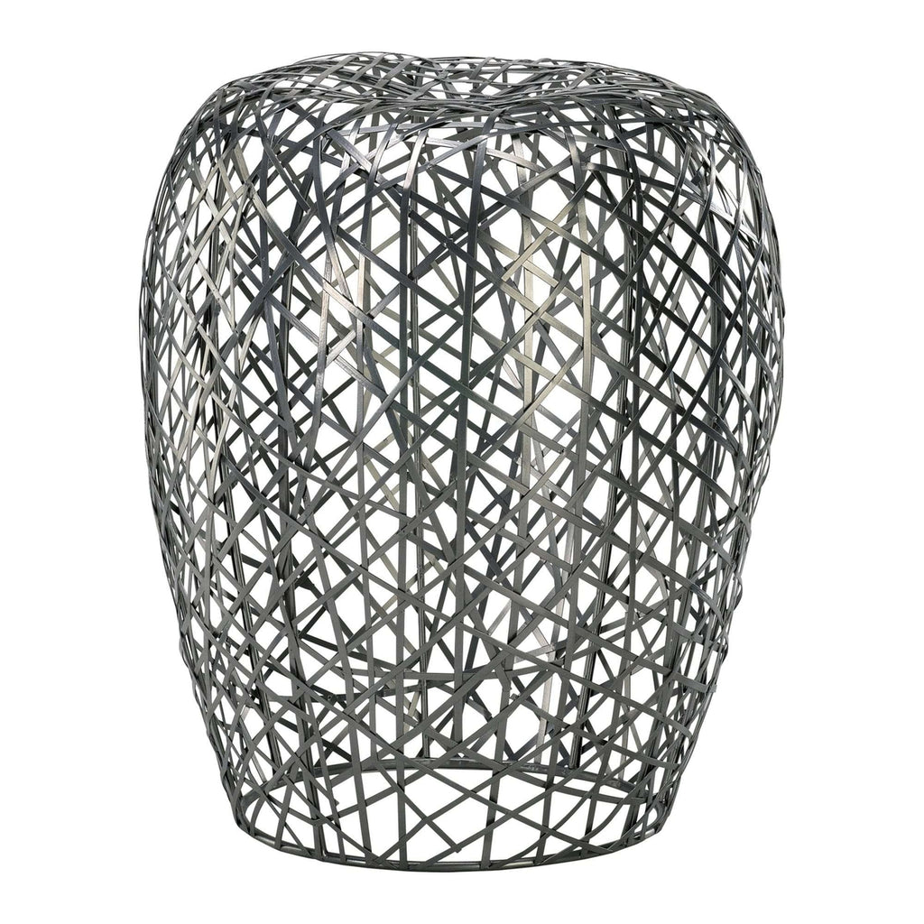 Open Grid Stool