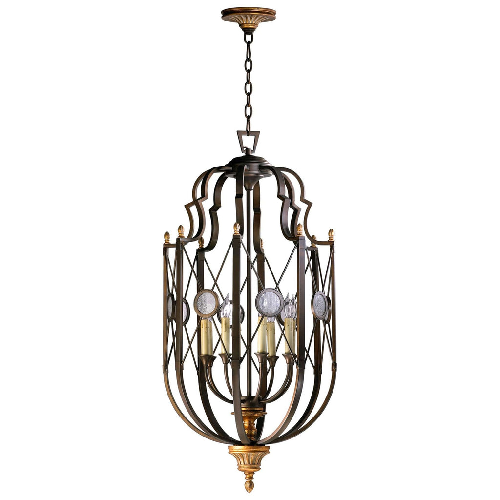 San Giorgio 8 Light Entry Chandelier