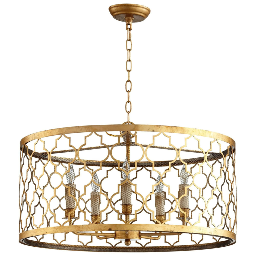 Romeo Five Light Pendant
