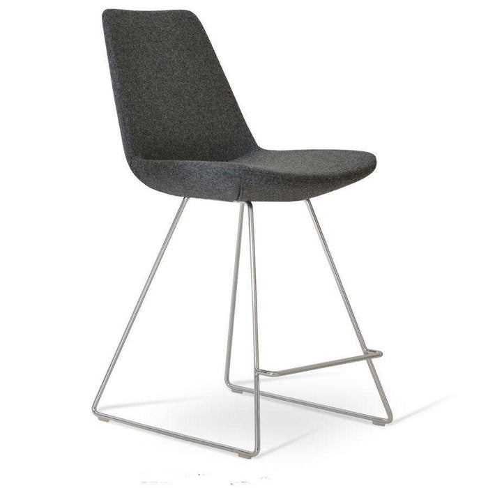 Pera XL Wire Counter Stool