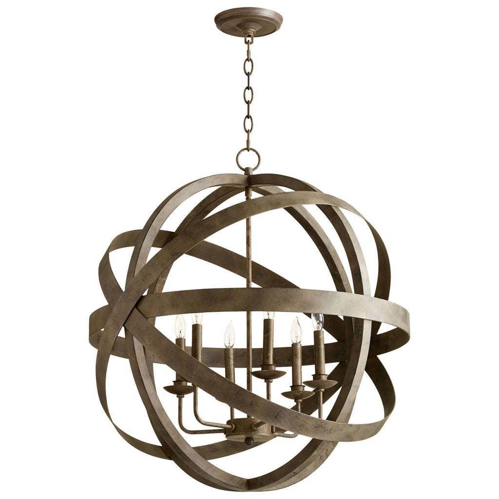 Gladwin 6 Light Pendant