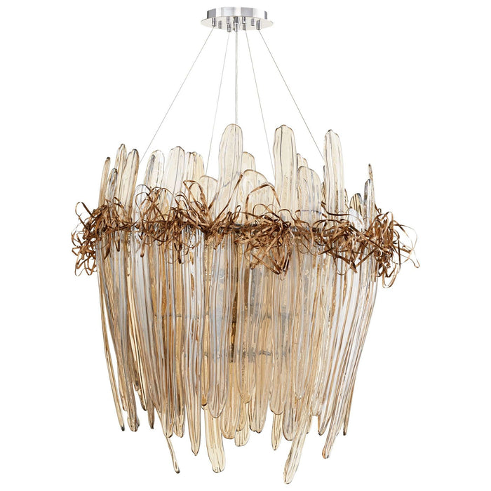 Large Thetis Chandelier