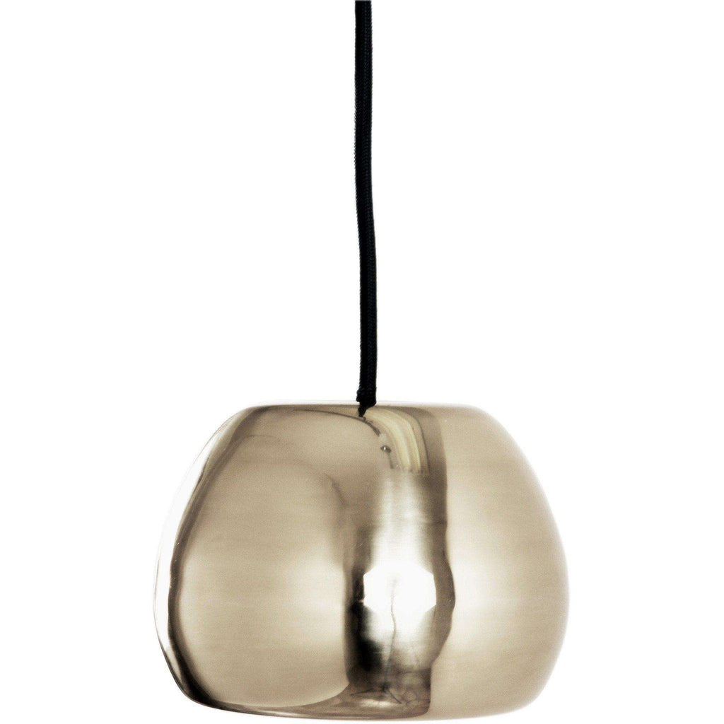 Mid-Century Modern Reproduction Copper Mini Void Pendant Light Inspired by Tom Dixon