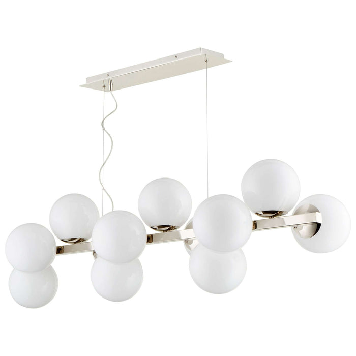Atom 12 Light Pendant