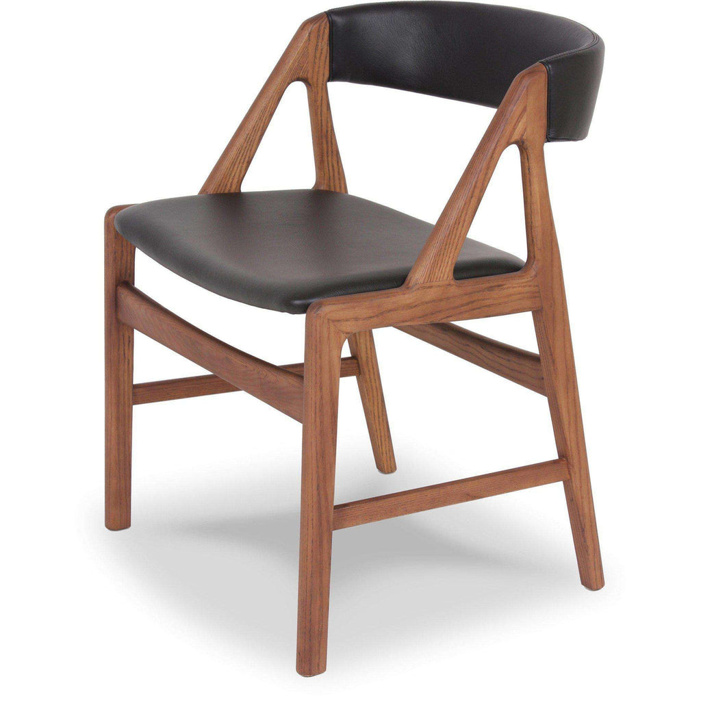 Mid-Century Modern Reproduction Dining Chair 31 - Walnut Inspired by Kai Kristiansen