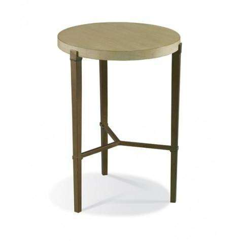 Bailey Spot Table-Gold