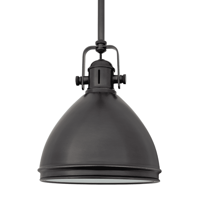 Marion 1 Light Pendant Old Bronze