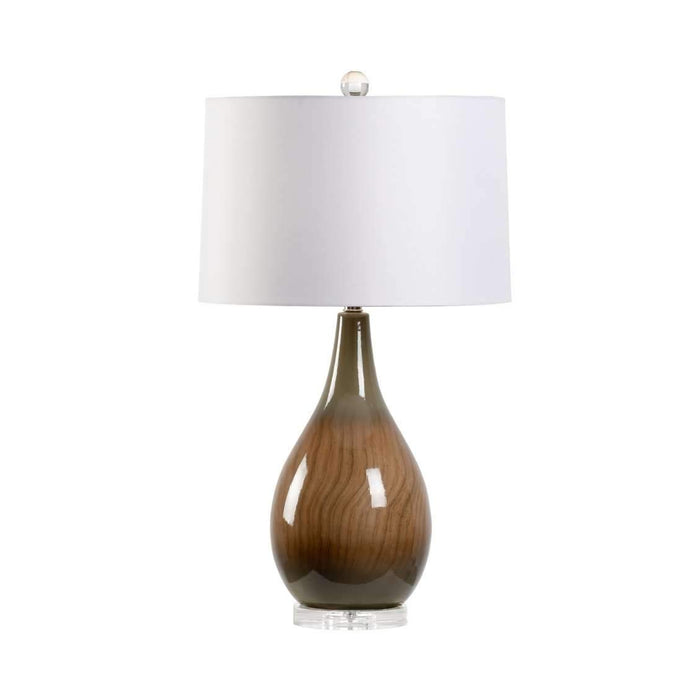 Brown Bois Lamp