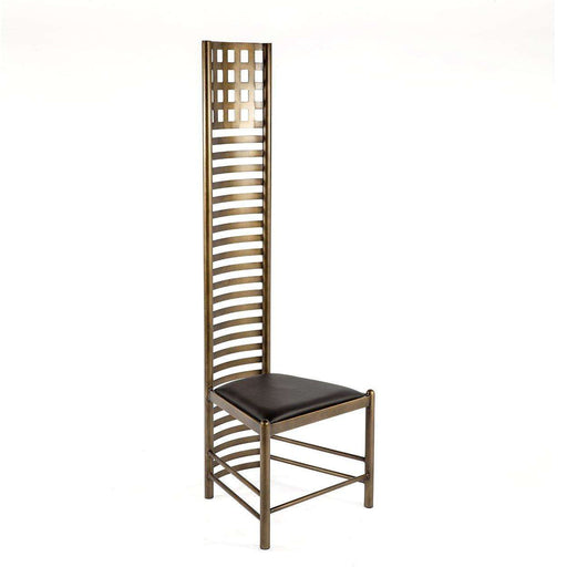 Modern Reproduction 292 Hill House 1 Ladderback Dining Chair Inspired by Charles Rennie Mackintosh