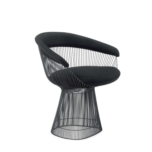 Platner Lounge Chair Black ...
