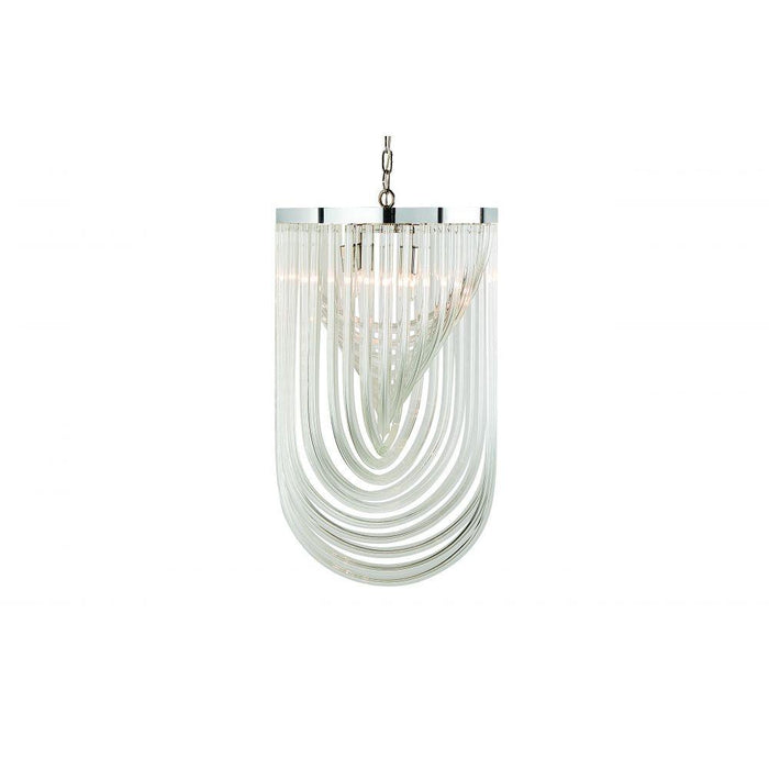 Kepler Chandelier - Large - Clear
