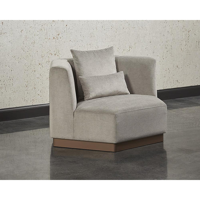 Kelsey Chair - Polo Club Stone