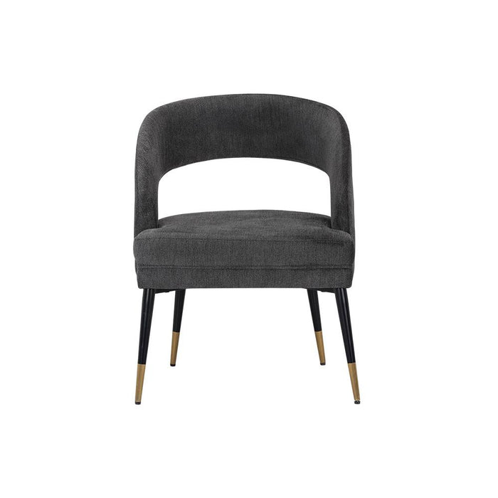 Cassidy Dining Chair - Polo Club Kohl Grey