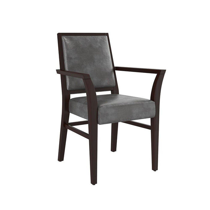 Citizen Dining Armchair - Overcast Grey