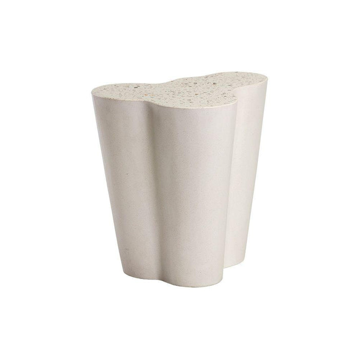 Ava End Table - Large - Terrazzo