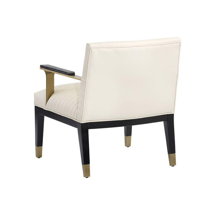 Poppy Armchair - Dillon Cream