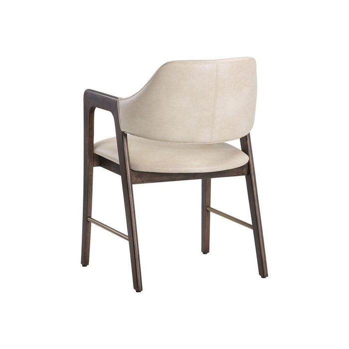 Milton Dining Chair - Bravo Cream