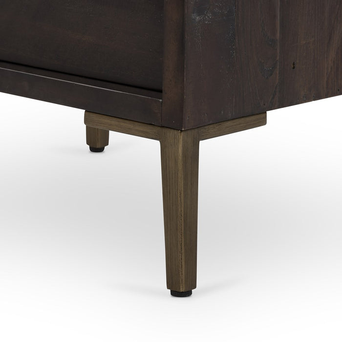 Wyeth Nightstand - Dark Carbon