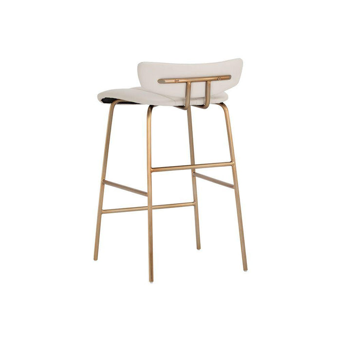 Lorelei Counter Stool - Dillon Cream
