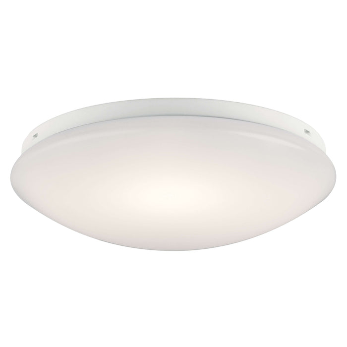 Ceiling Space Flush Mount LED - White