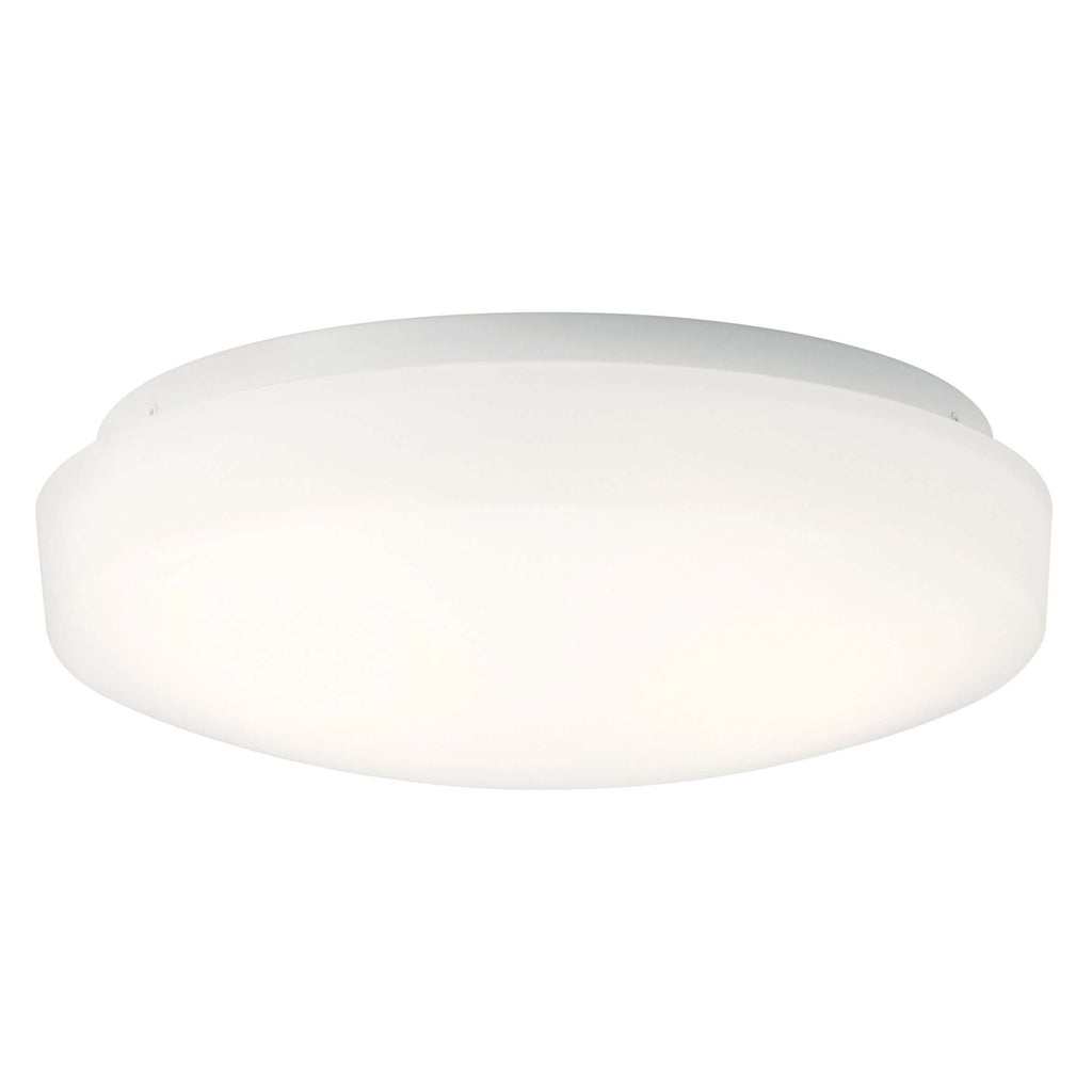 Ceiling Space Flush Mount LED 11in - White
