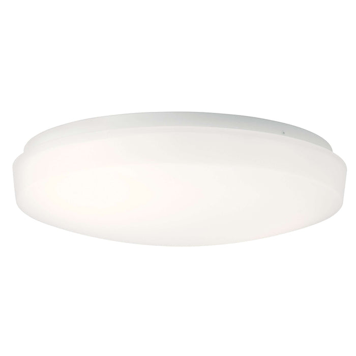 Ceiling Space Flush Mount LED 14in - White