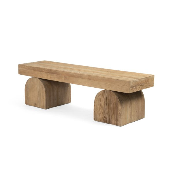 Keane Bench - Natural Elm