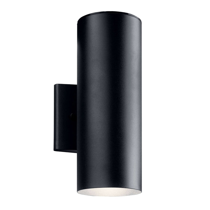 Outdoor Wall 1 Light LED - Textured Black