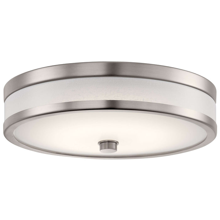 Pira Flush Mount LED - Champagne