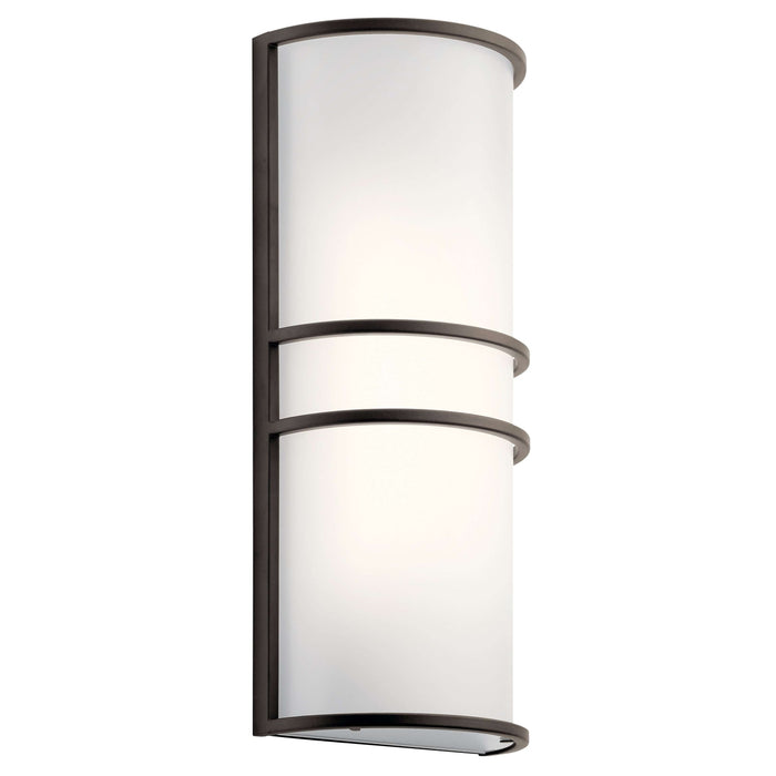 Wall Sconce 2 Light LED - Olde Bronze