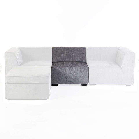 Enkel Sofa Middle Section *PICK UP ONLY*