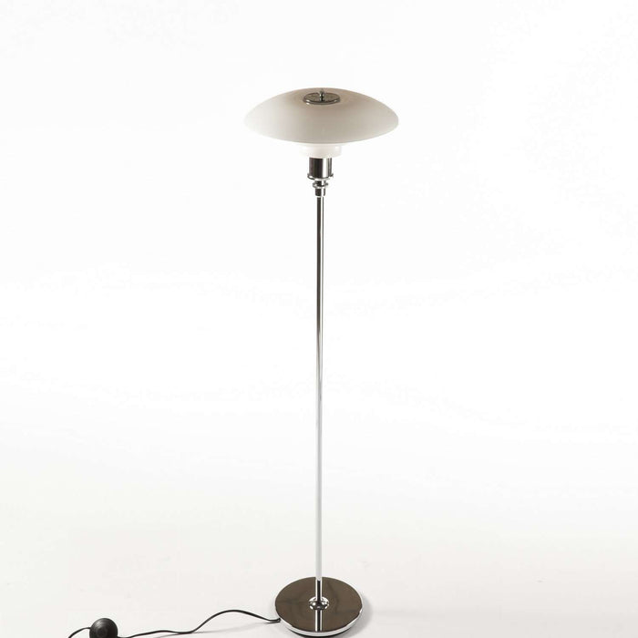 Mid-Century Modern Reproduction Poul Henningsen 3.5/2.5 Floor Lamp