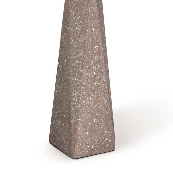 Angelica Concrete Table Lamp Small