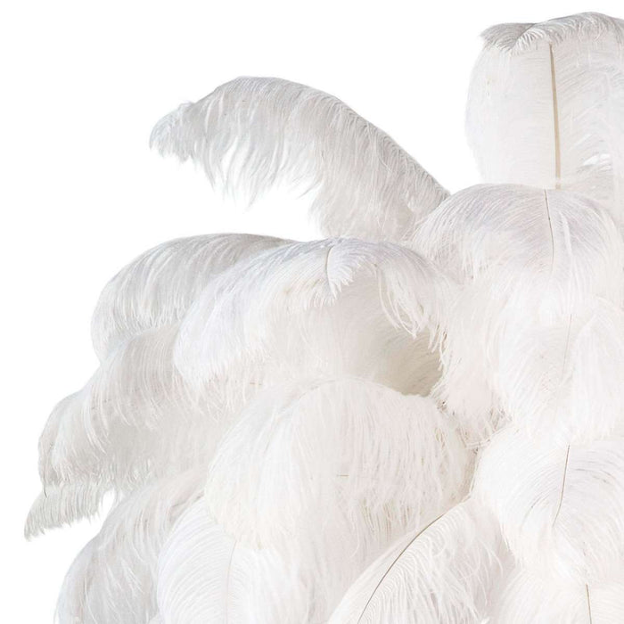 Josehine Feather Table Lamp