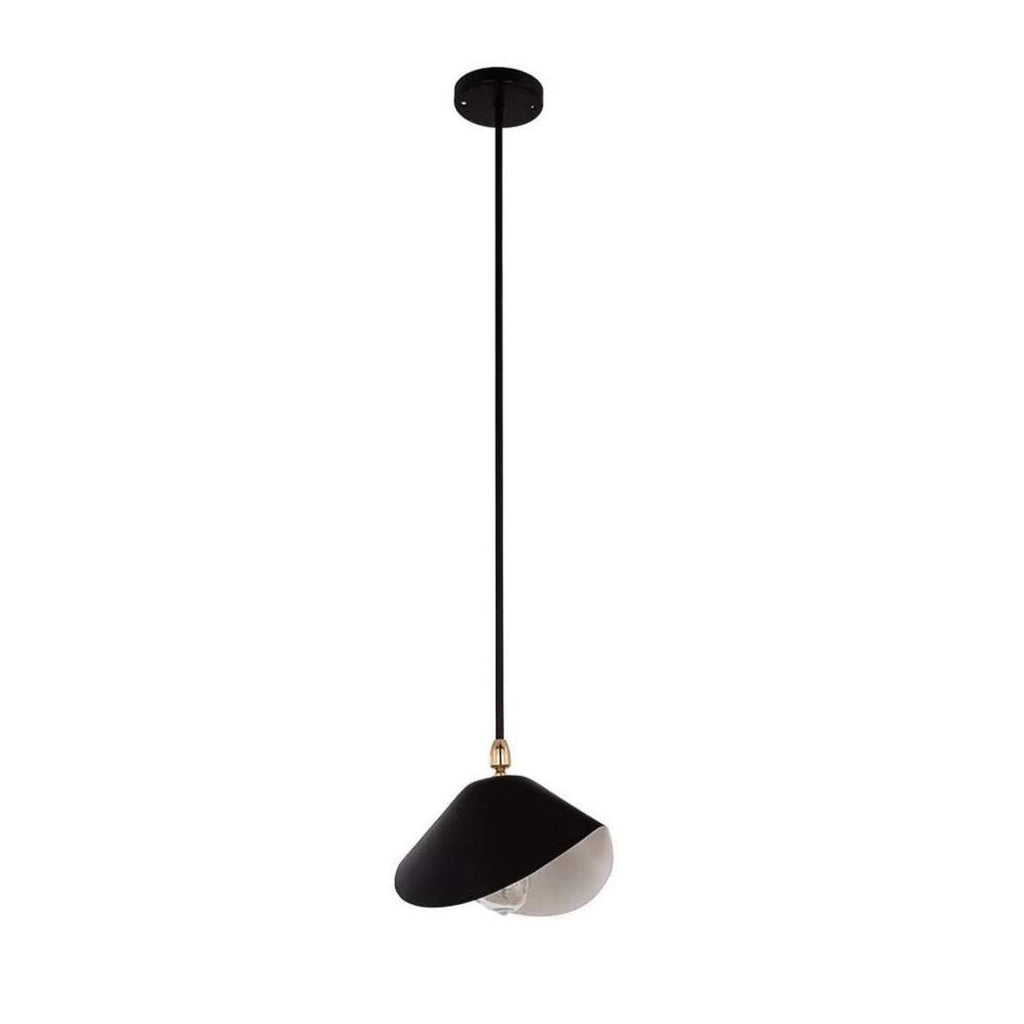 MCL-LIB Library Ceiling Lamp - Black