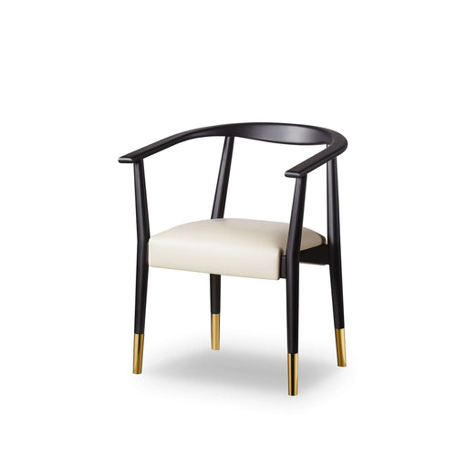 Kelly Hoppen Soho Dining Chair - Matte Black
