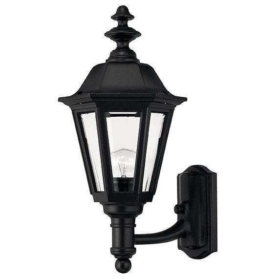 Outdoor Manor House Wall Sconce