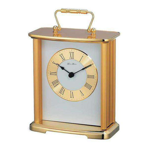 Brass Anniversary Carriage Clock