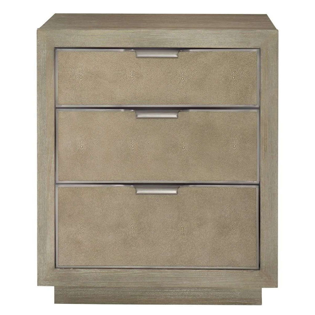 Electra  3 Drawer Night Stand