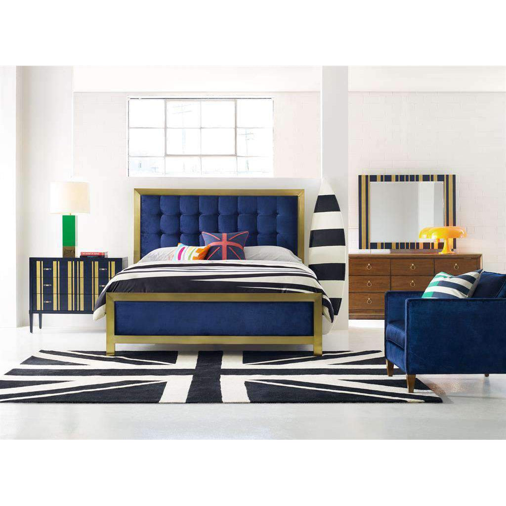 Balthazar King Upholstered Bed *FREE WHITE GLOVE DELIVERY*