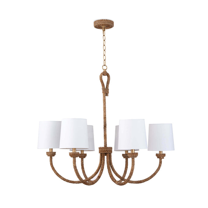 Coastal Living Bimini Chandelier Small