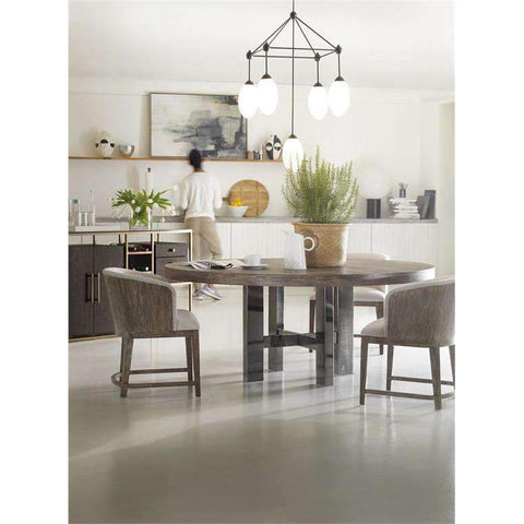 "Curata 72"" Round Dining Table"