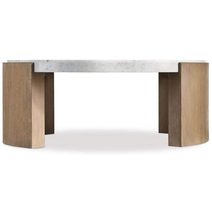 Curata Round Cocktail Table