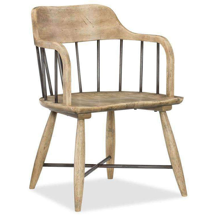 Low Windsor Arm Chair-Set of 2