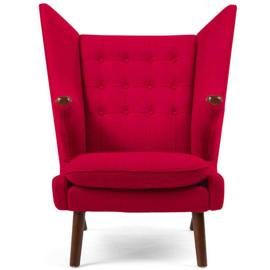 Wegner Papa Bear Chair Pink